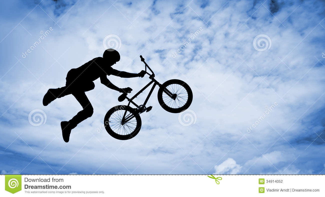 how to jump on the acro bike