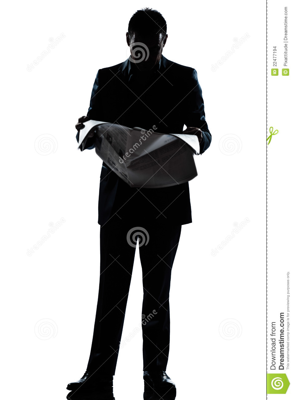 Silhouette Man Full Length Saluting High Five Stock Photo ...