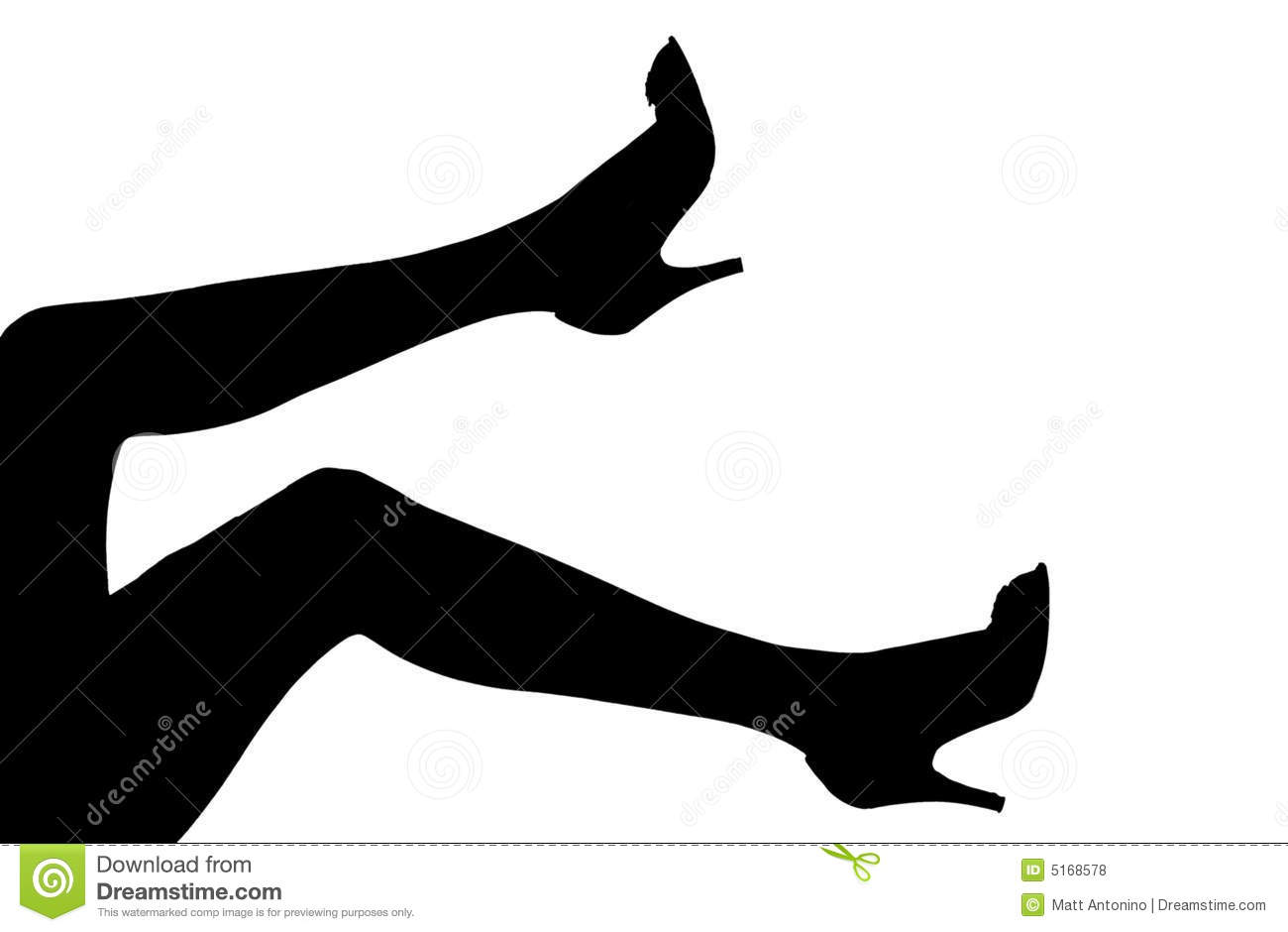 silhouette of womens legs stock photo image of isolated shoe print clipart shoe print clipart black and white