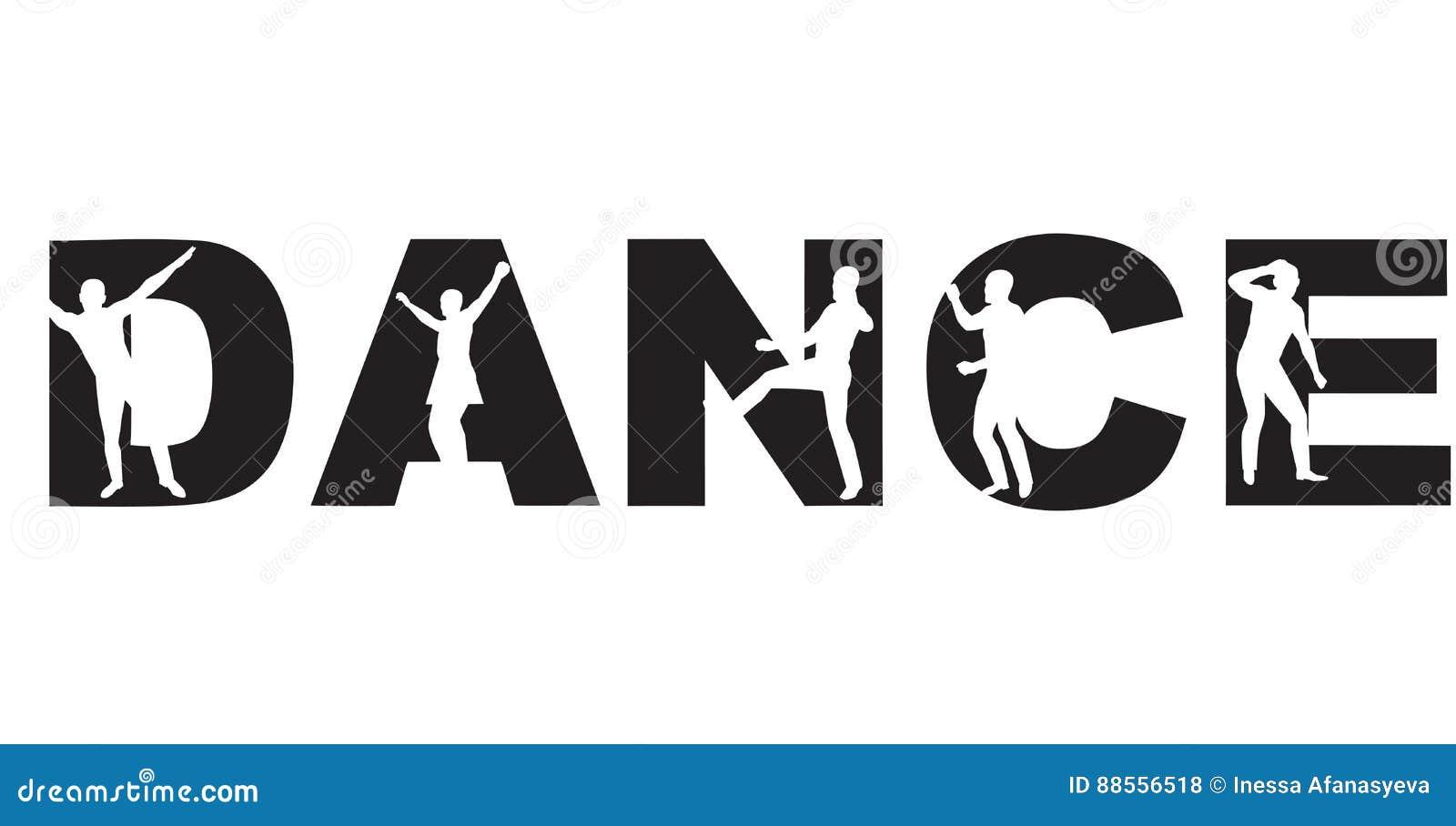 The Word Dance In Different Fonts | www.pixshark.com ...