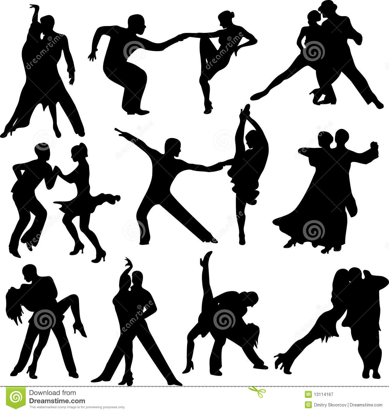 silhouettes of the pairs dancing royalty free stock ballroom dancing pictures clip art ballroom dancing clip art silhouettes
