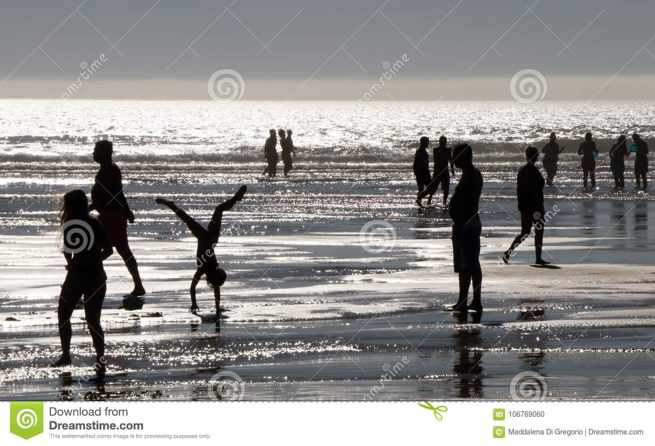 Summer Water Rituals Life Is Good Stock Photo - Image of detail ...