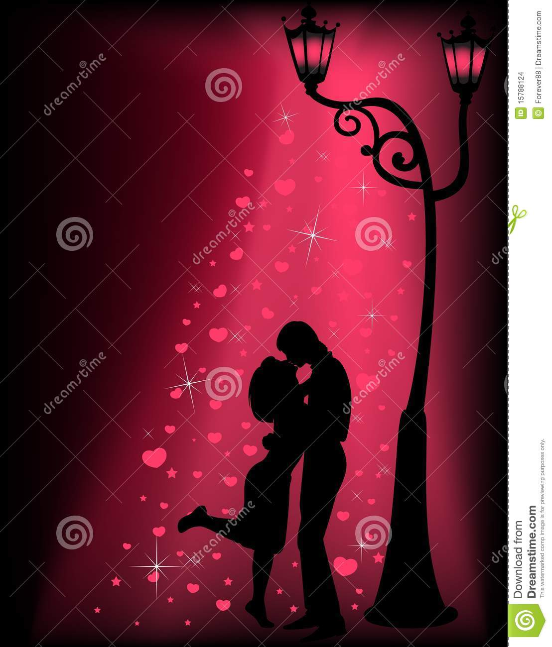 Silhouettes of two lovers stock images image 15788124 for 2 lovers pic