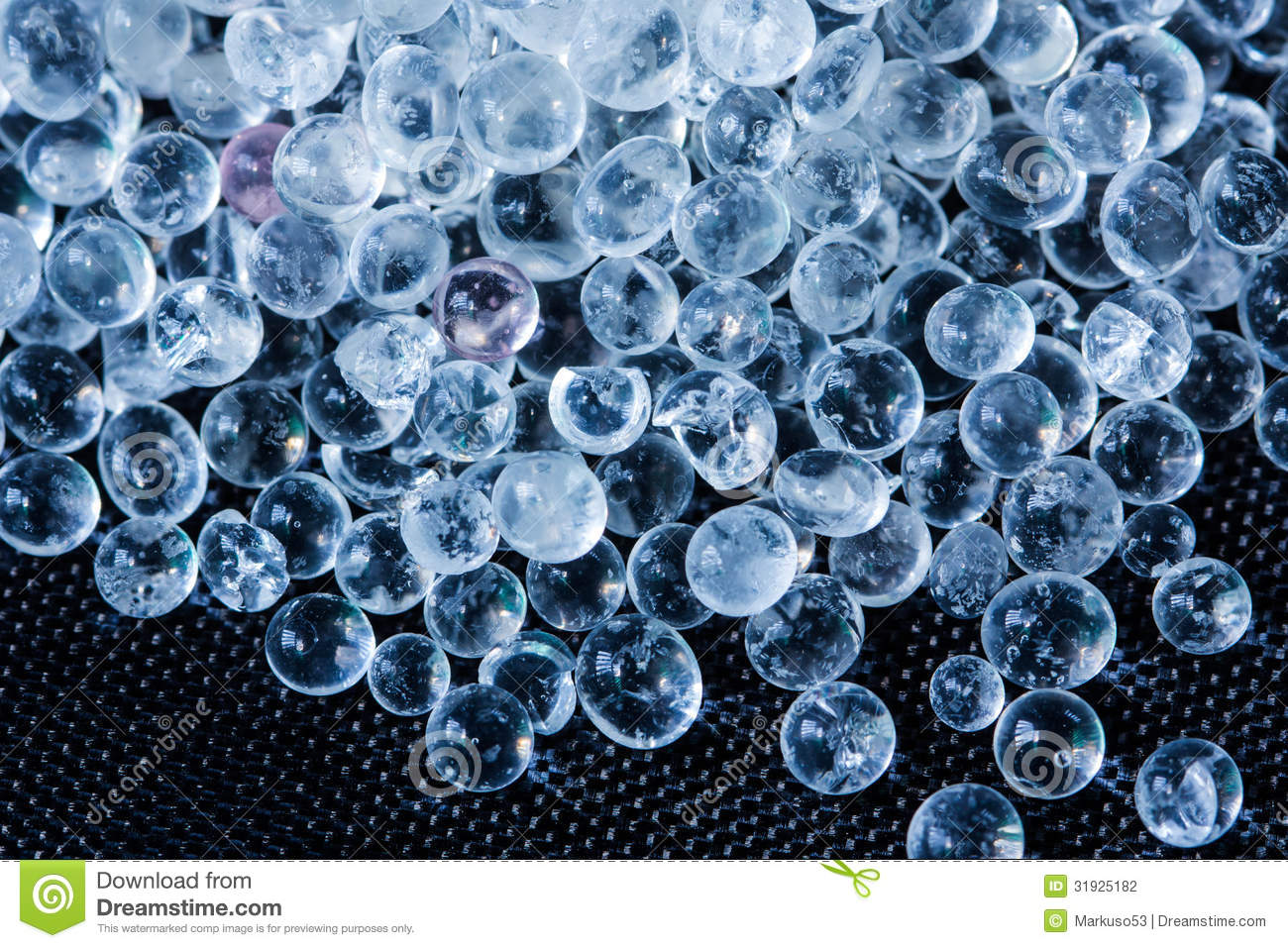 silica pile stock photography image 31925182