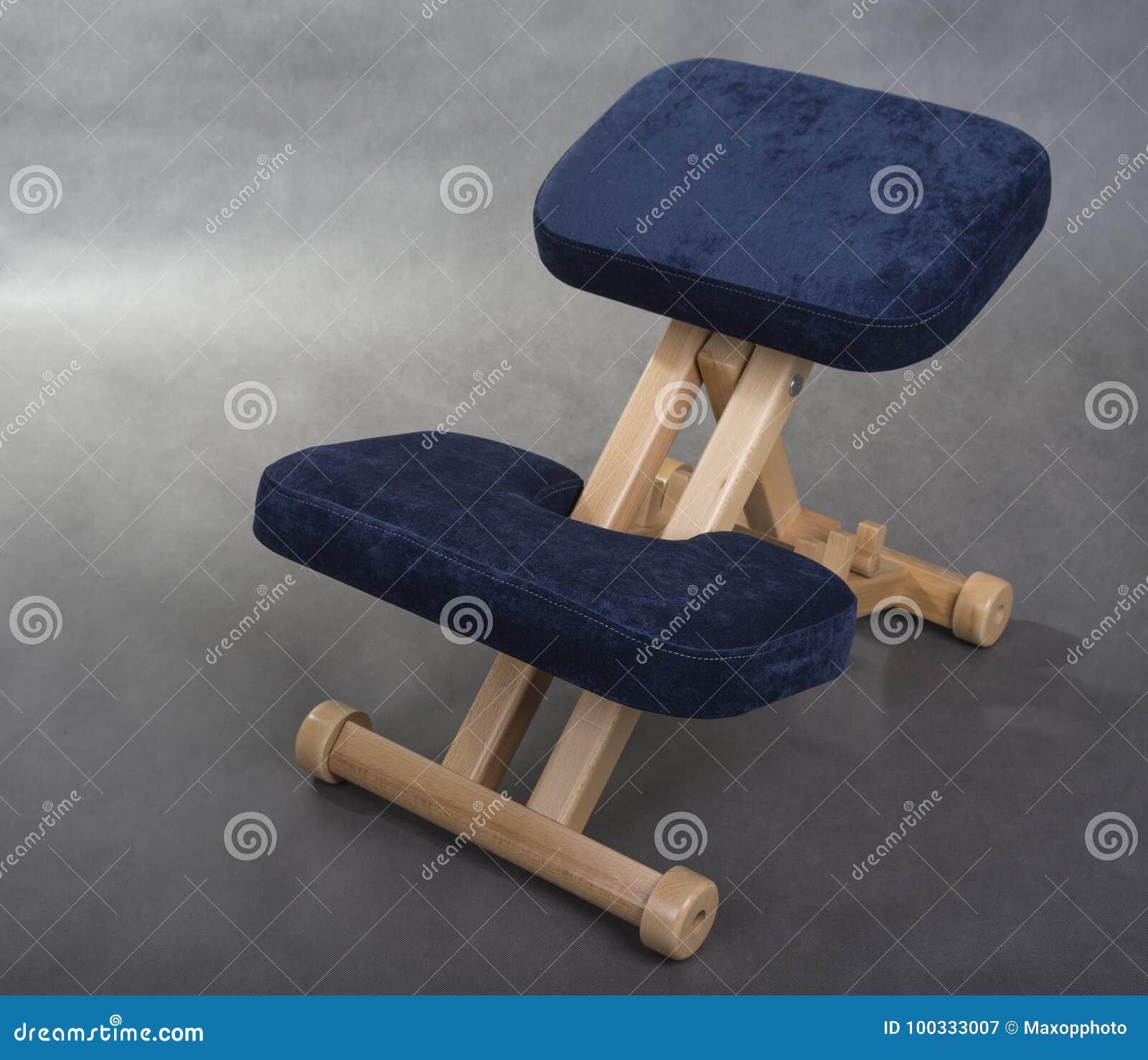 Silla Del Arrodillamiento Para La Sentada Sana Ayuda De La Silla  # Muebles Rodilla