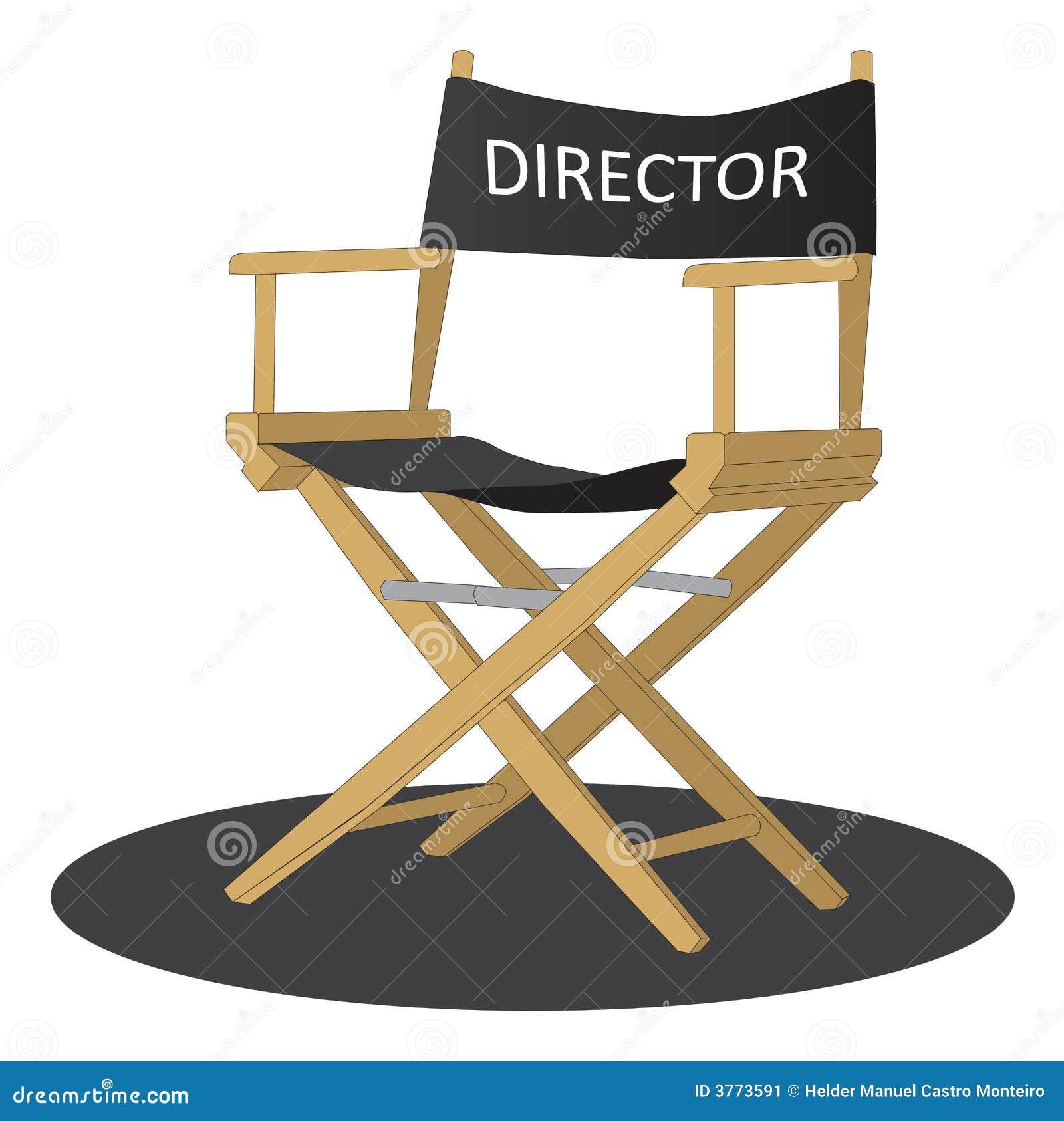 Silla del director imagen de archivo imagen 3773591 - Sillas de director ...