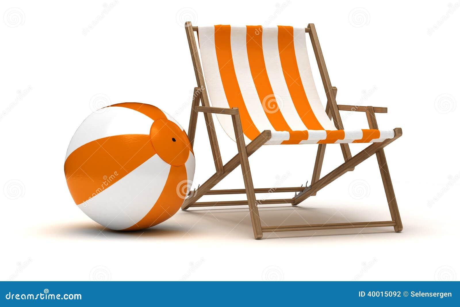 Silla pelota de playa de playa stock de ilustración ilustración jpg  1300x887 Silla de pelota 7240e0262473