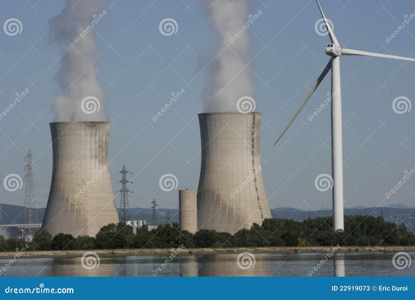 Silnik Wiatrowy & deaktywaci jądrowy wierza