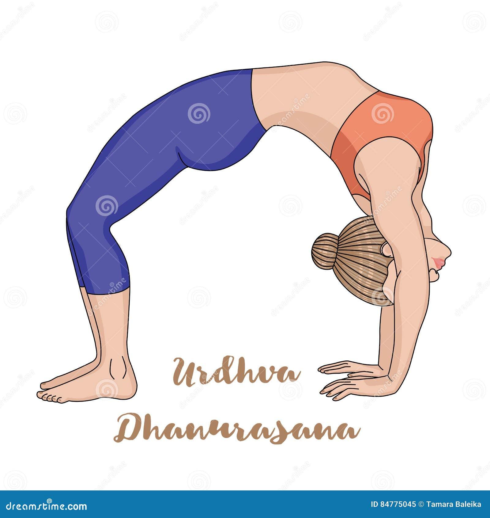 Urdhva Dhanurasana In English