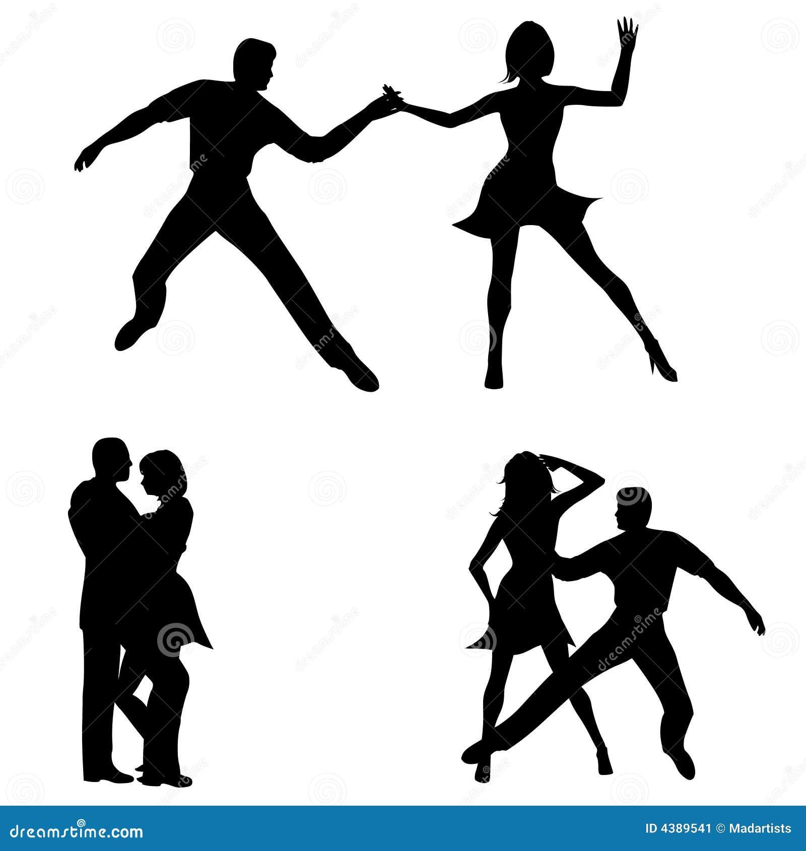 Clip de baile negro stripper