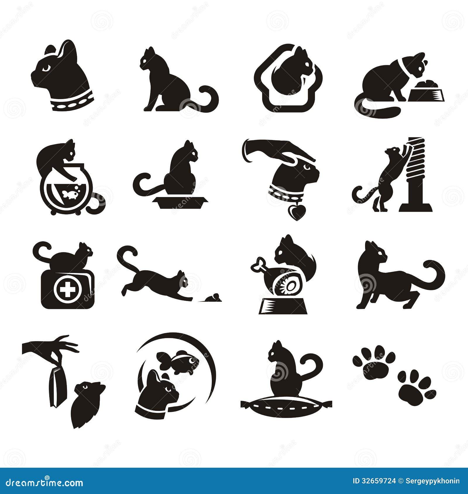 amor de silueta gato - photo #27