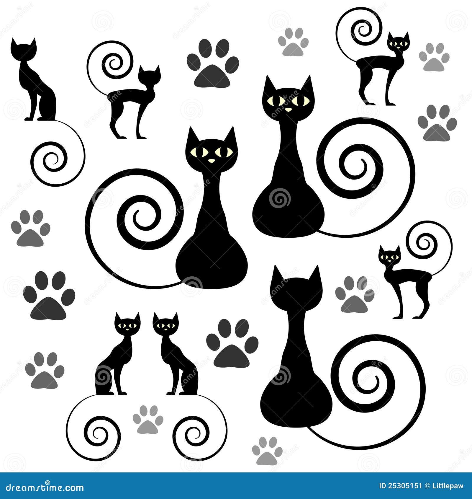 amor de silueta gato - photo #21