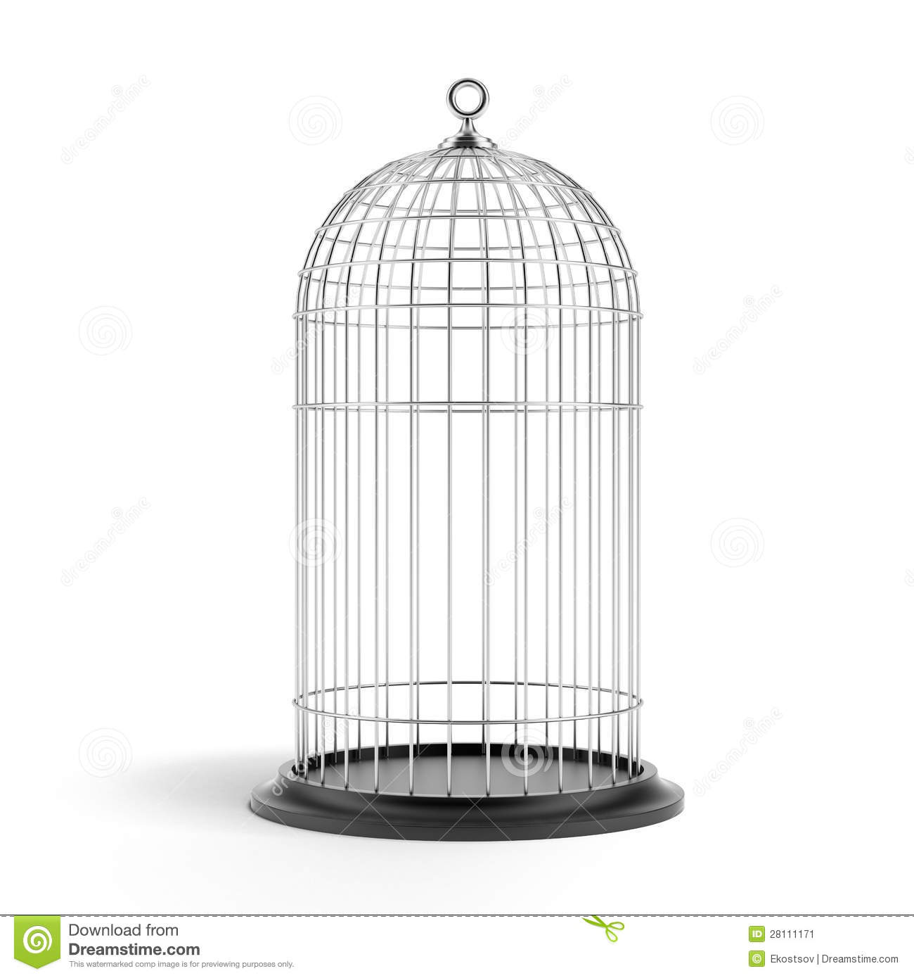 how to clean bird cage with bird inside