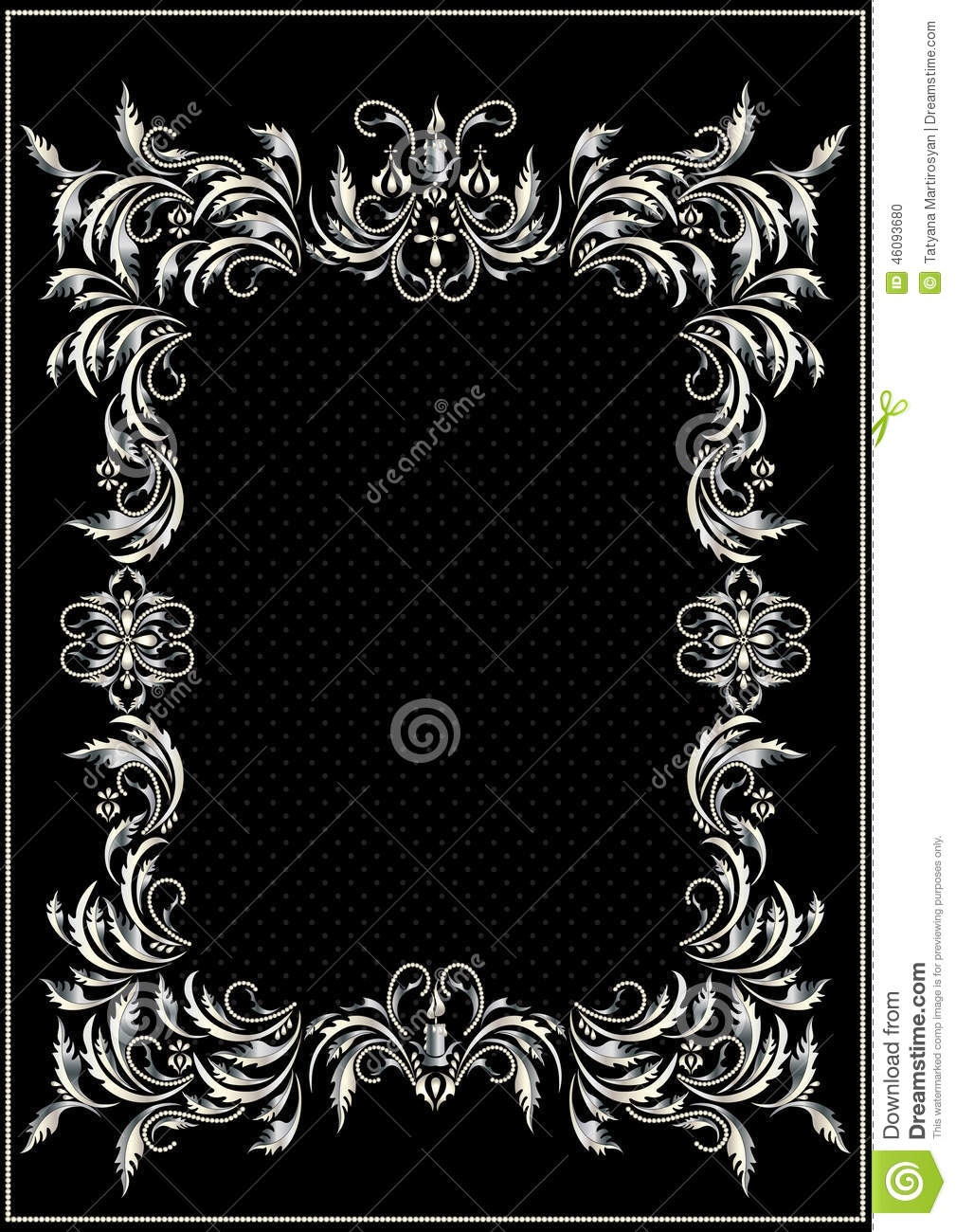 gothic wallpaper decor