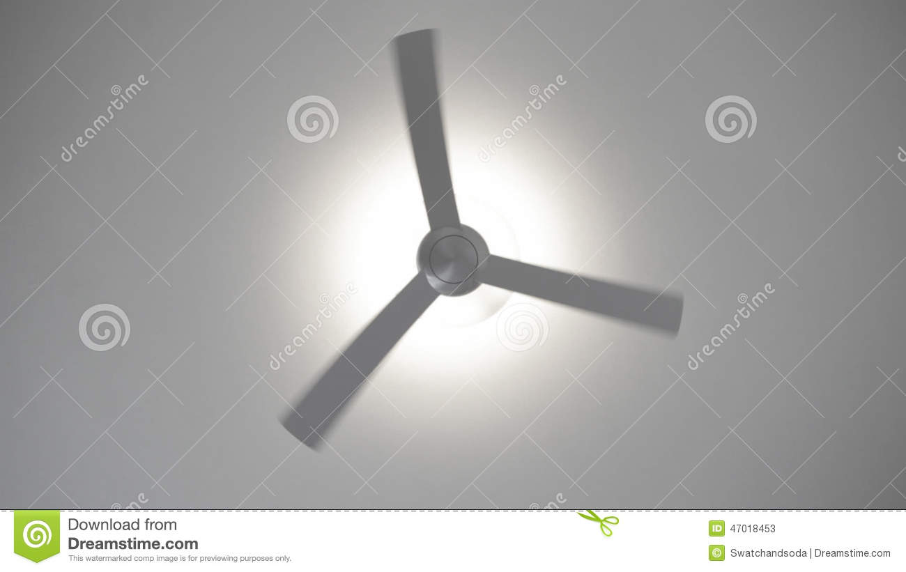 Silver ceiling fan rotating start spin stock video video of silver ceiling fan rotating start spin stock video video of electric modern 47018453 aloadofball Images