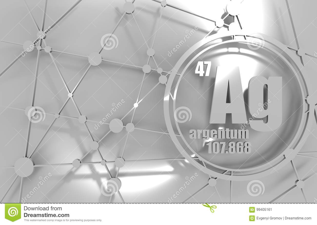Silver chemical element stock illustration illustration of silver chemical element urtaz Image collections