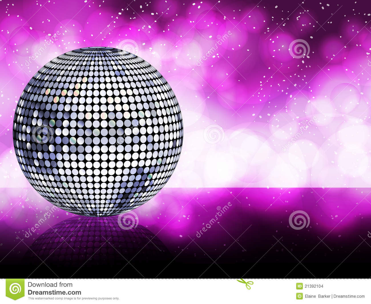 silver disco ball background stock images image 21392104