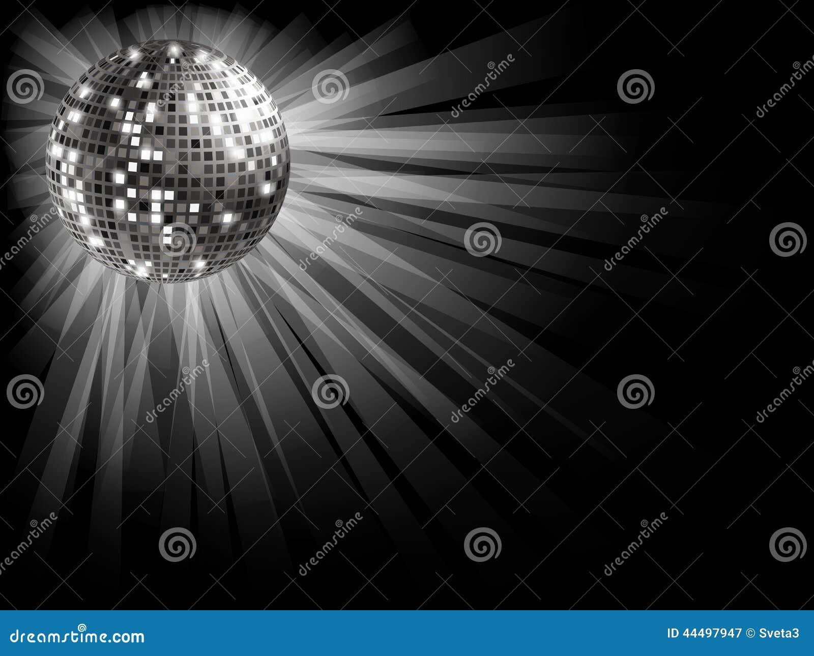 silver disco ball background - photo #10