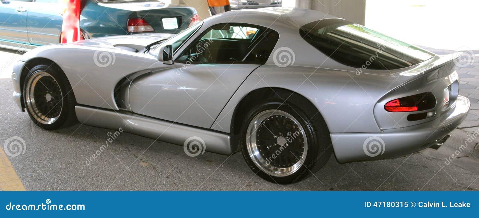 Dodge Viper Sports Automobile Editorial Image - Image: 47180315