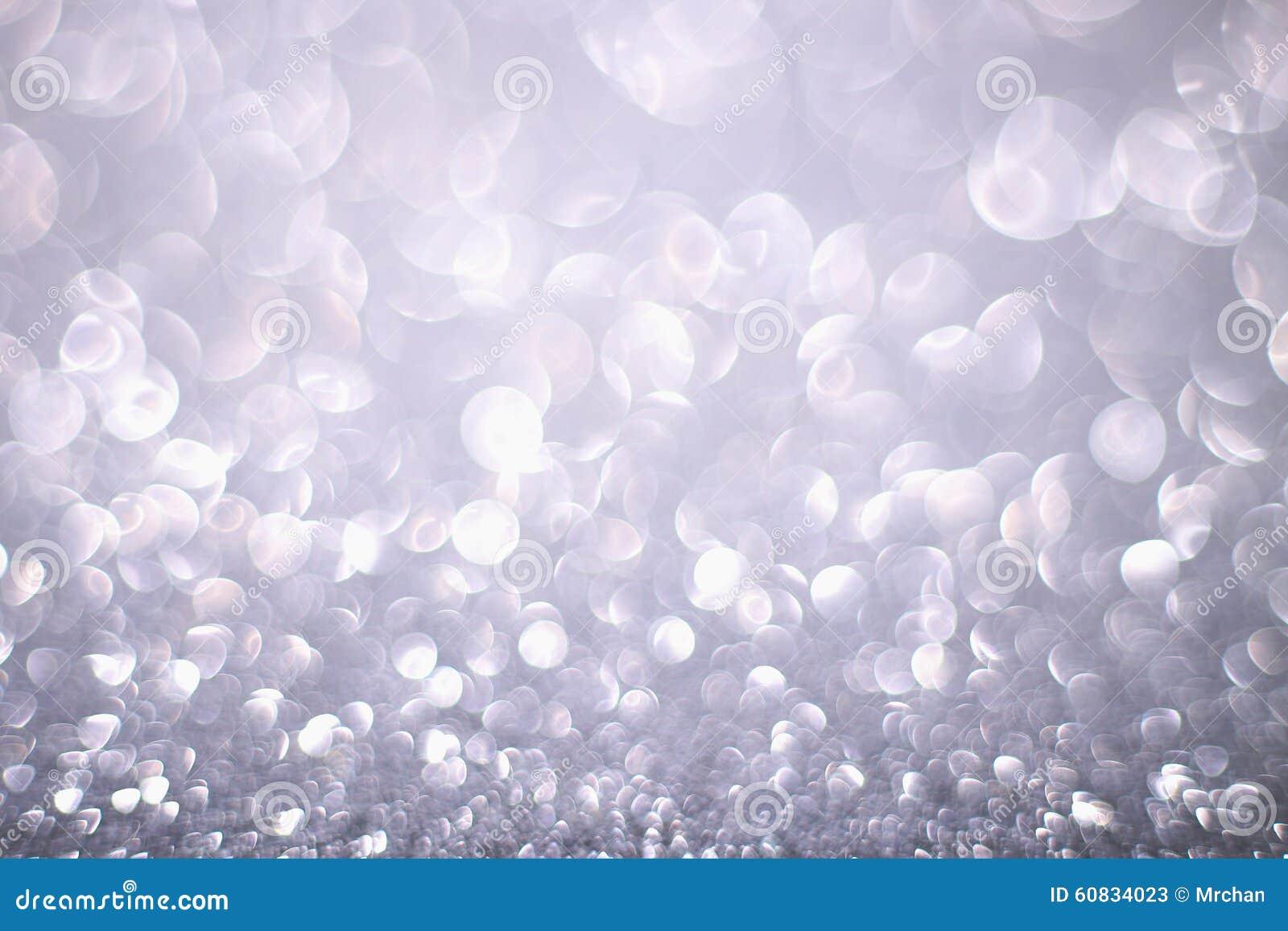 Bokeh Glitter Abstract Background Wallpaper For Wedding And Christmas Festival Design