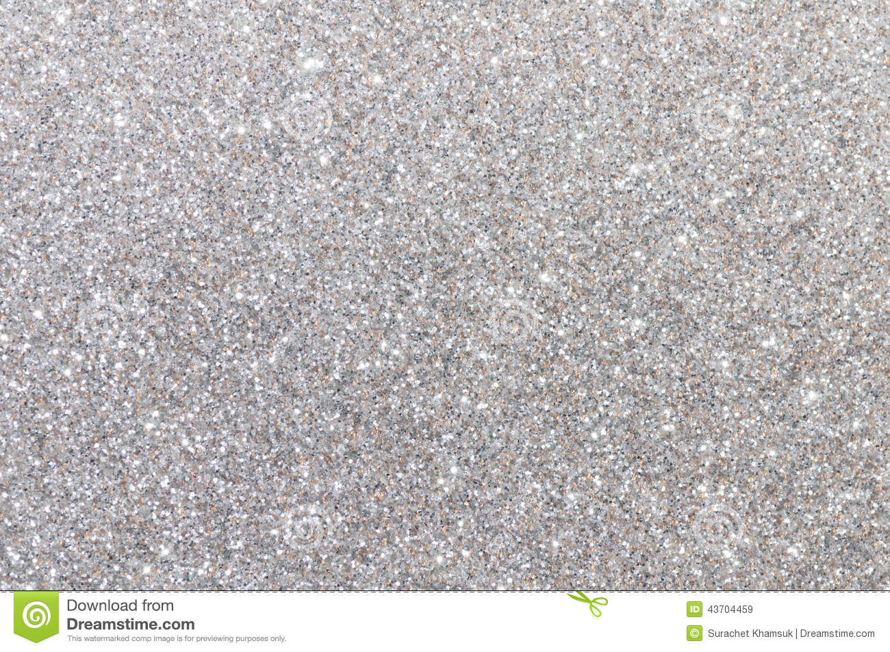 Silver Glitter Texture Background Stock Photo - Image: 43704459