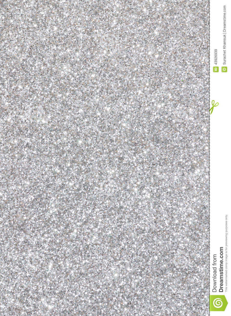 silver glitter texture background stock photo image