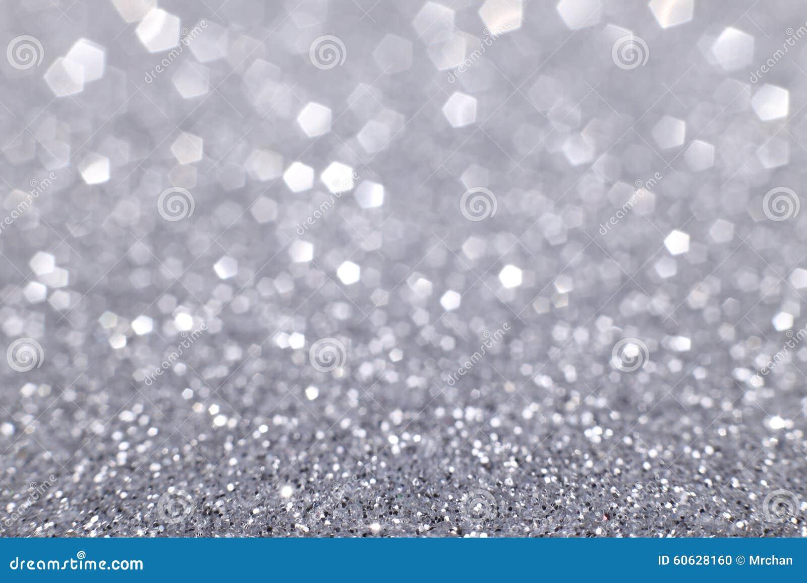 background christmas glitter glittering light silver - Silver Christmas Lights
