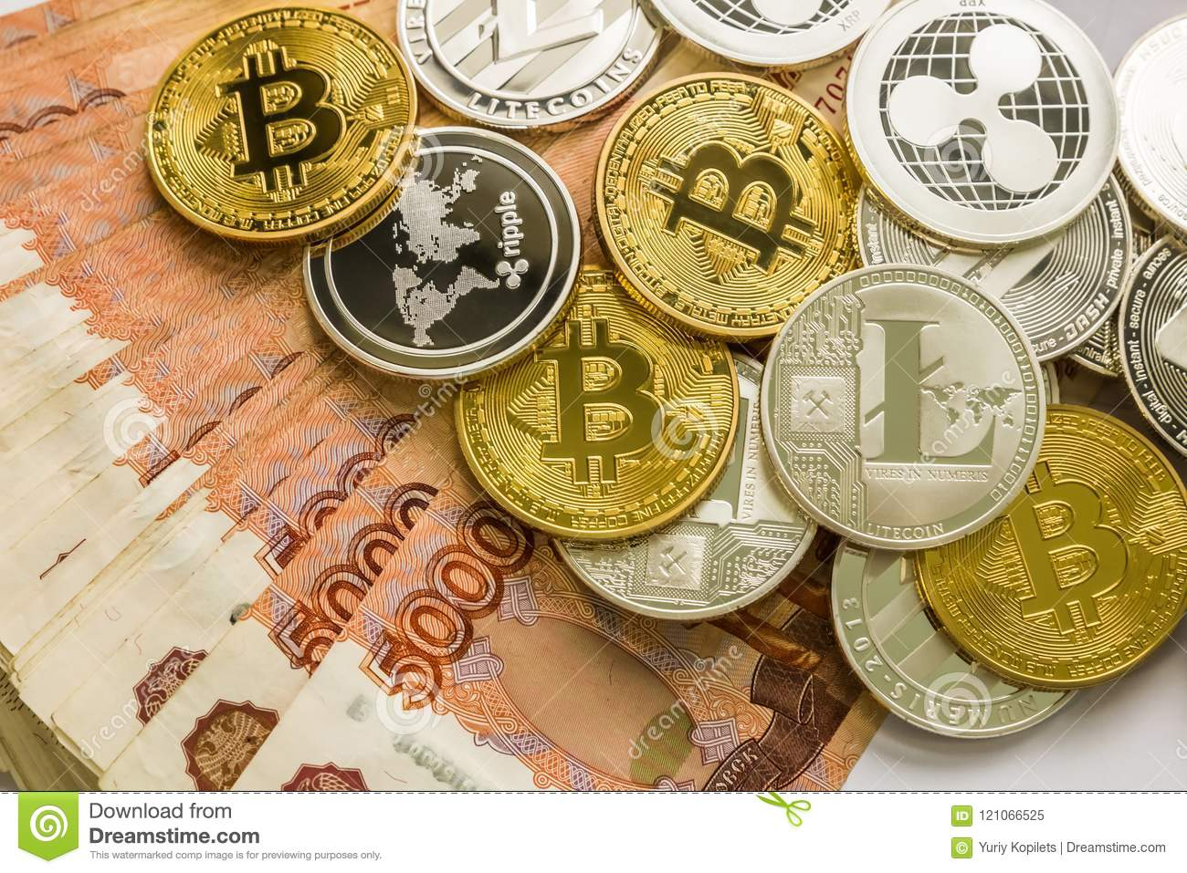 How to exchange Bitcoin for rubles 64