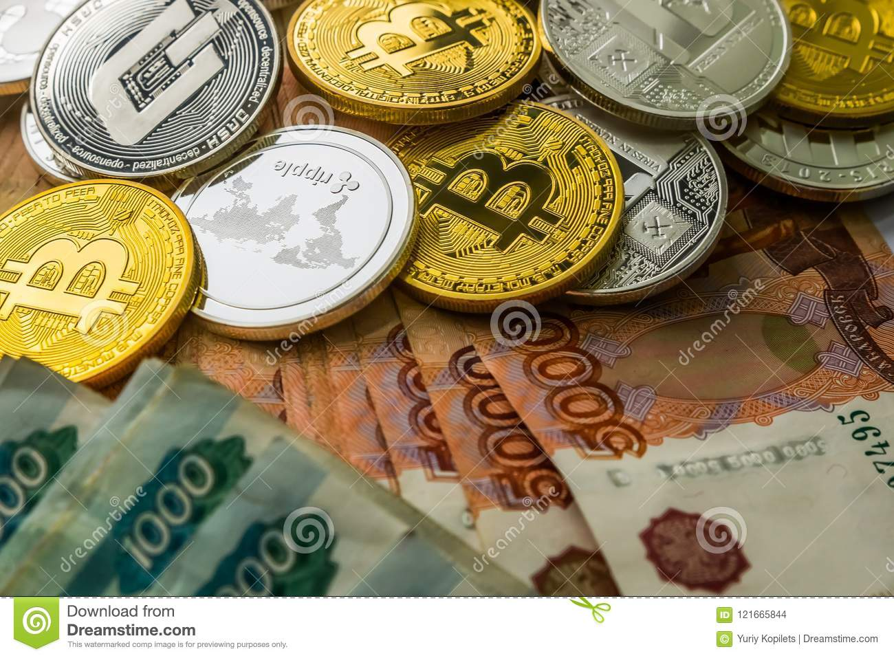 How to exchange Bitcoin for rubles 22