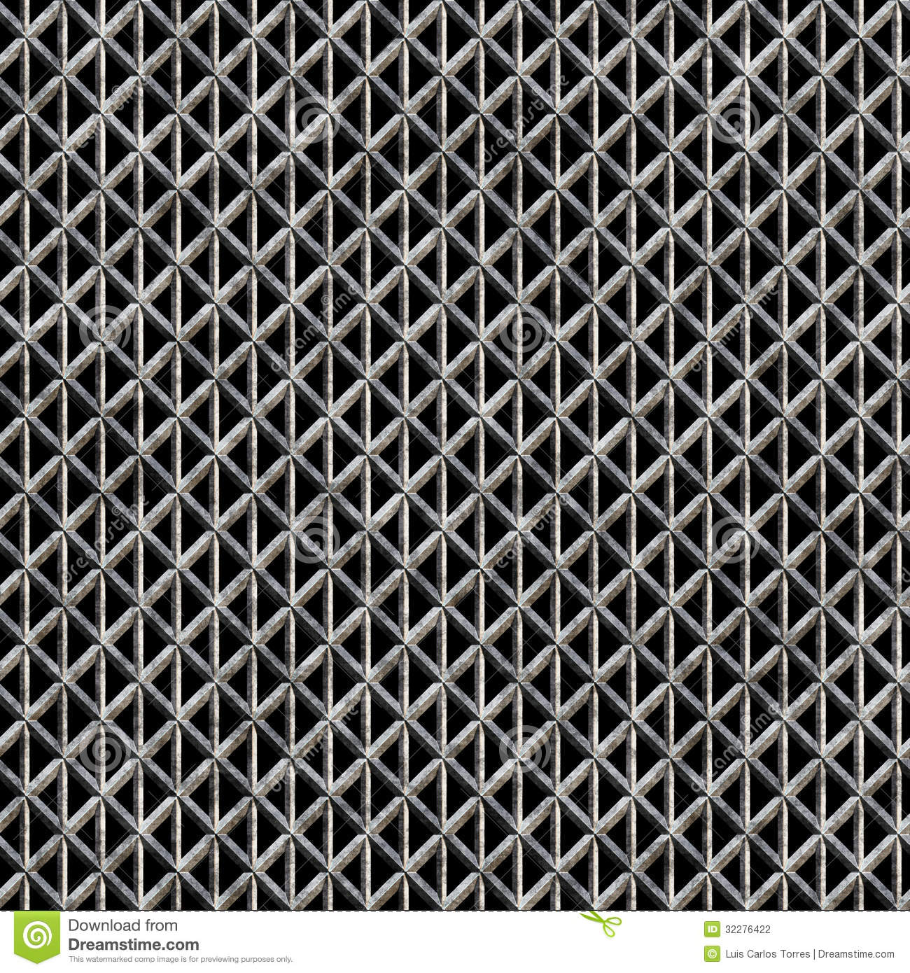 Silver Grate Seamless Texture Stock Photography Image 32276422. Metal Grate Texture Seamless