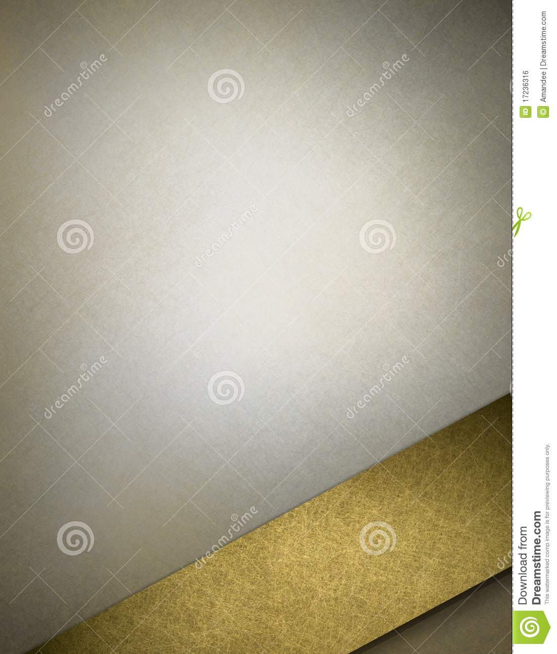 silver gray and gold background cover stock illustration