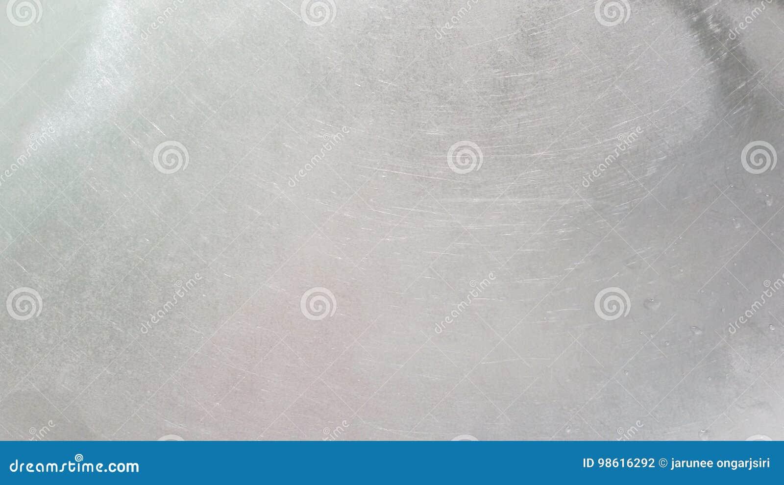 Silver grey abstract