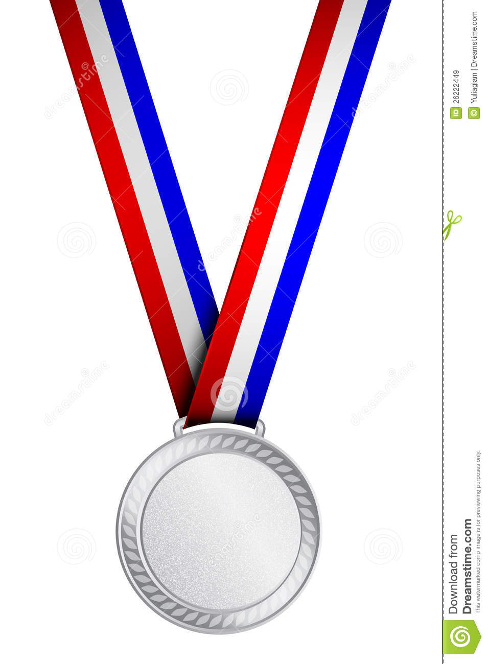 Free Clipart Of Medals