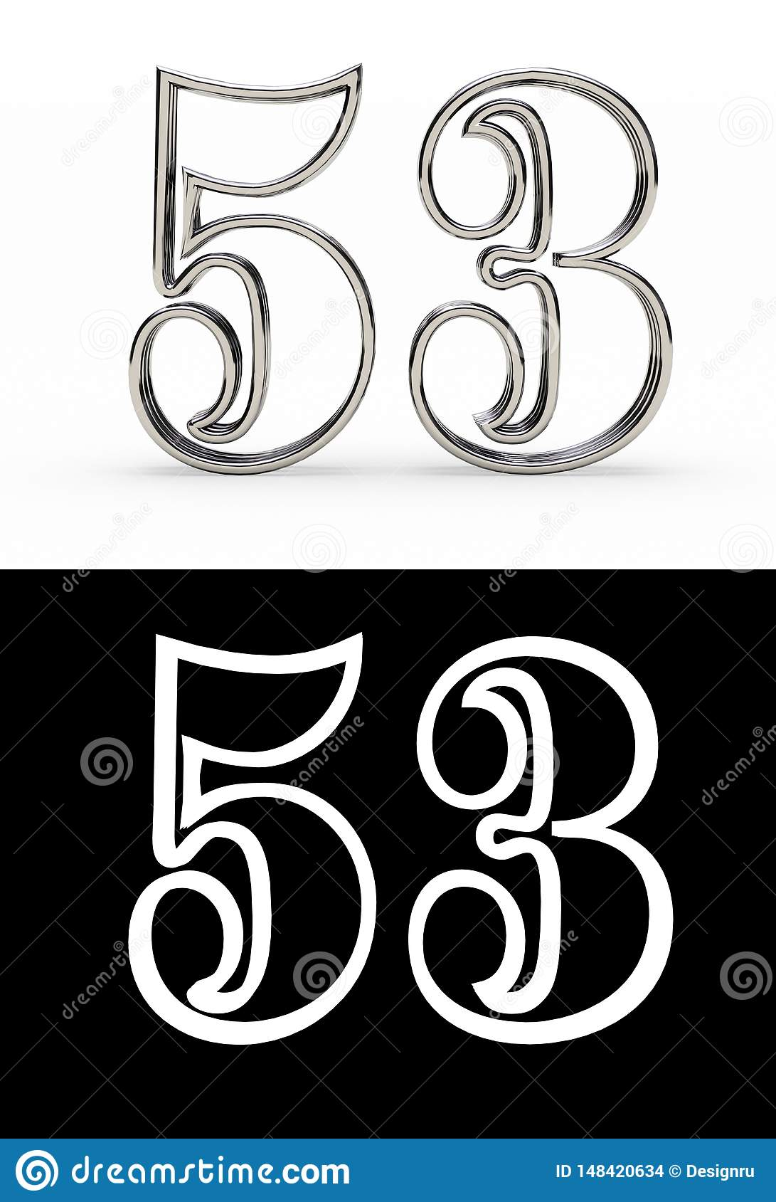 Silver Number Fifty
