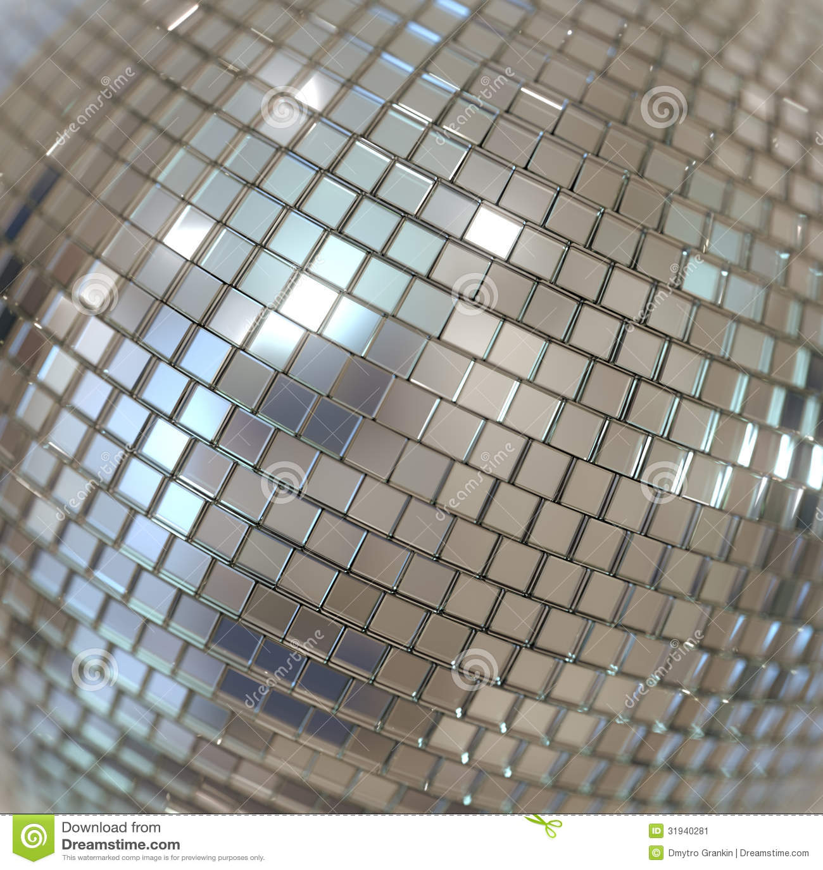 silver disco ball background - photo #7