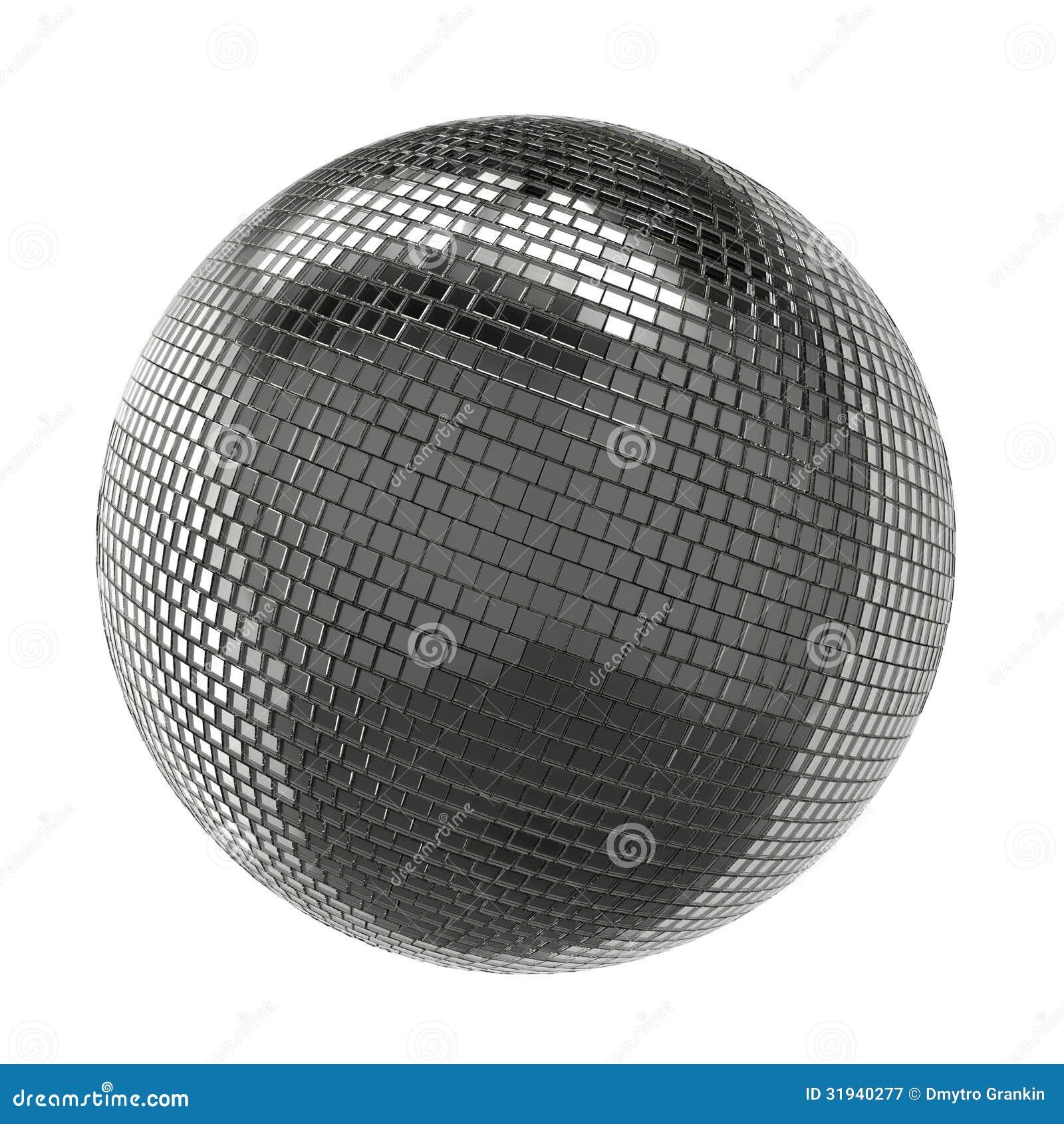 silver disco ball background - photo #27