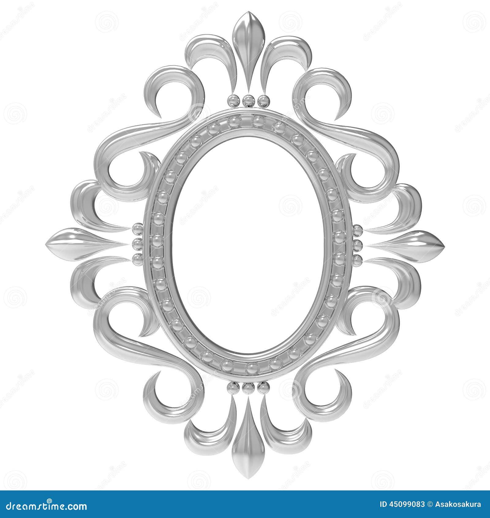 Vintage Silver Frame 98
