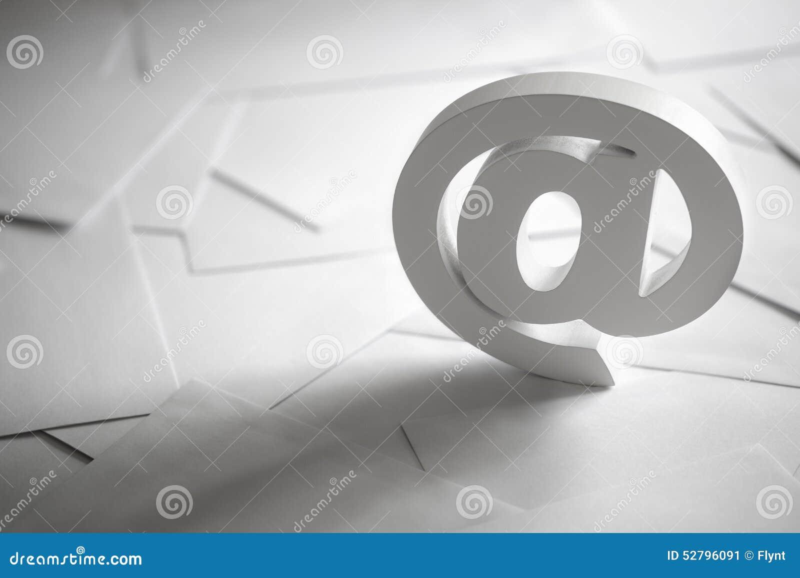 Simbolo del email