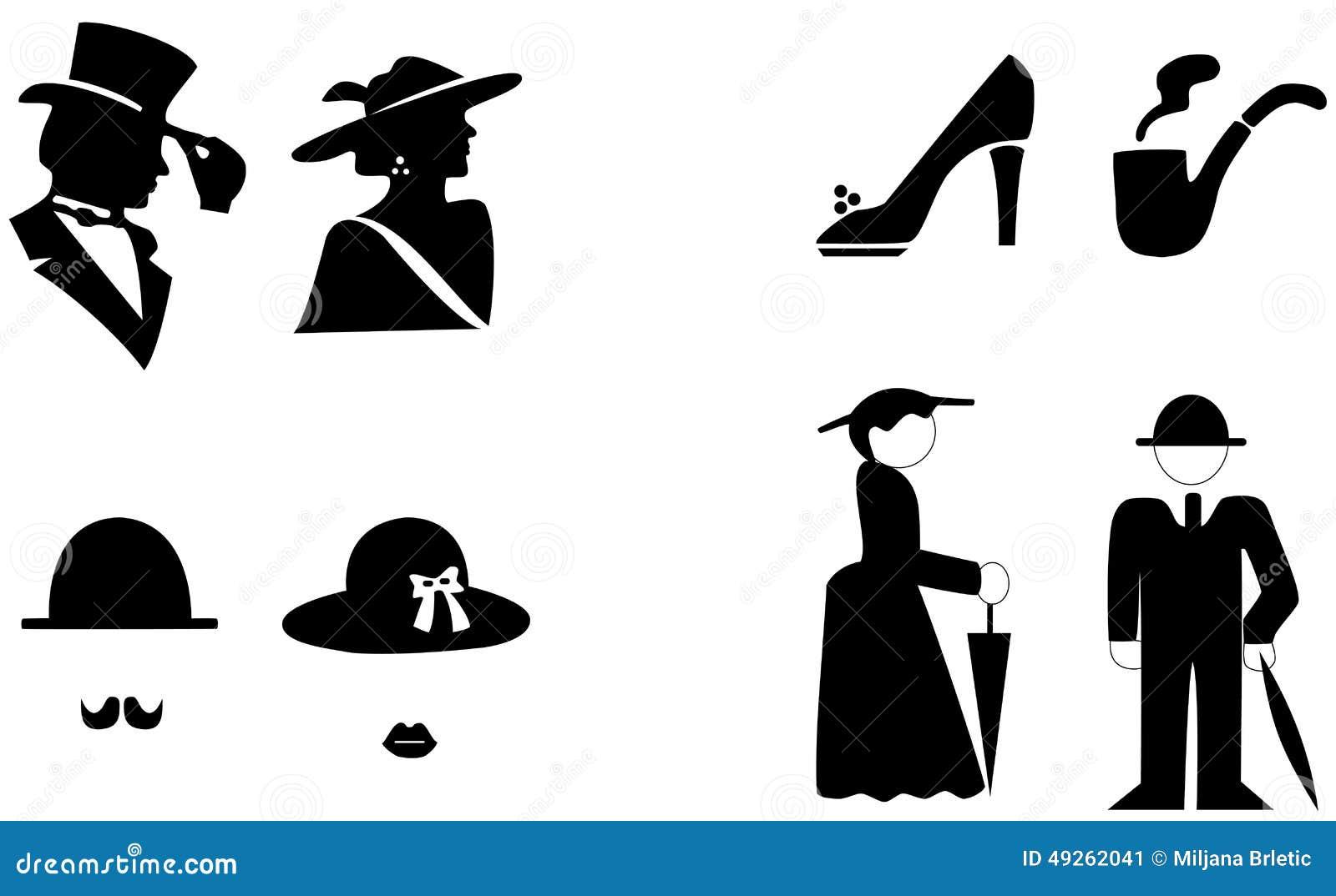 Simbolo del wc toilette toilette illustrazione for Wc immagini