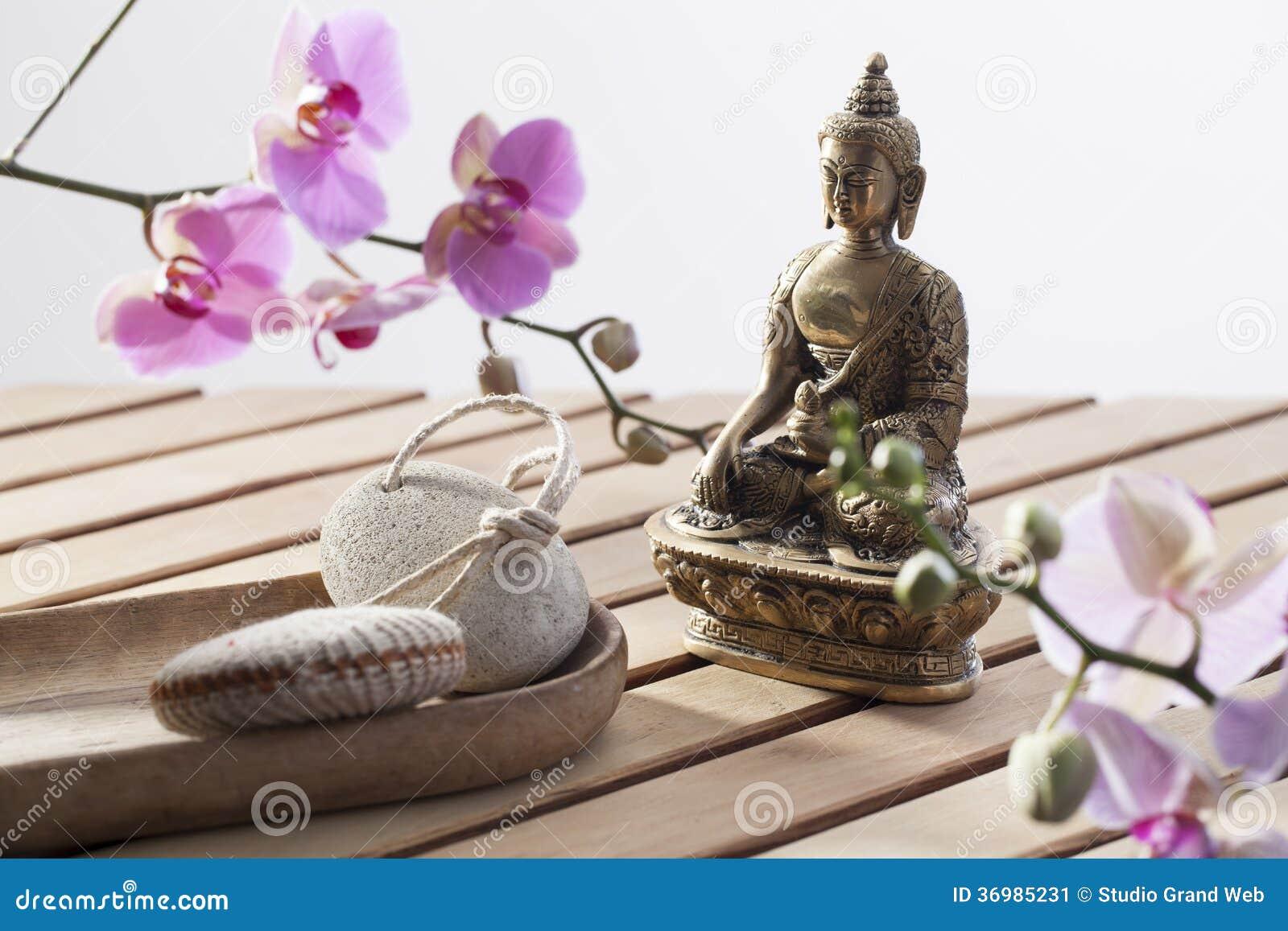 Simbolo di cultura asiatica per bellezza interna
