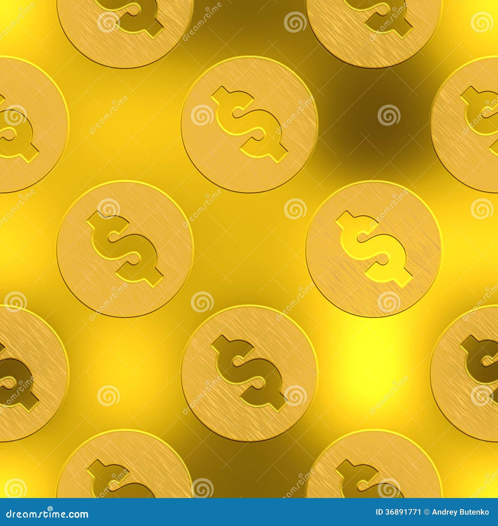 Download Simbolo di dollaro illustrazione di stock. Illustrazione di estratto - 36891771