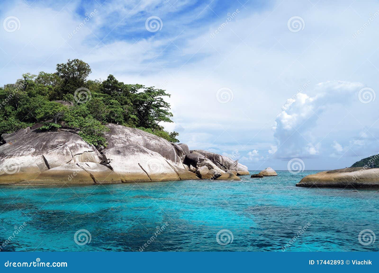 Similan Islands Stock Photos - Image: 17442893