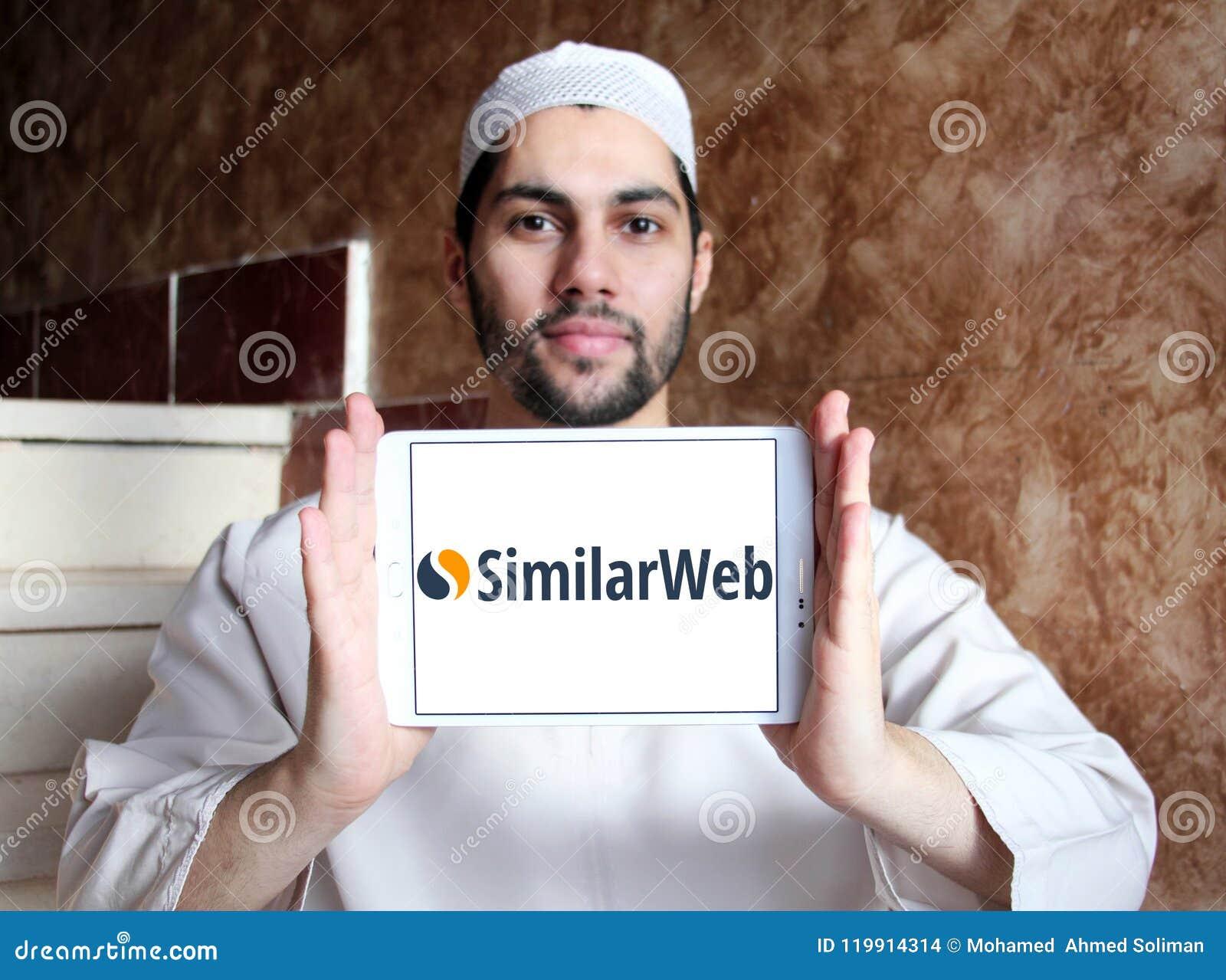 SimilarWeb företagslogo