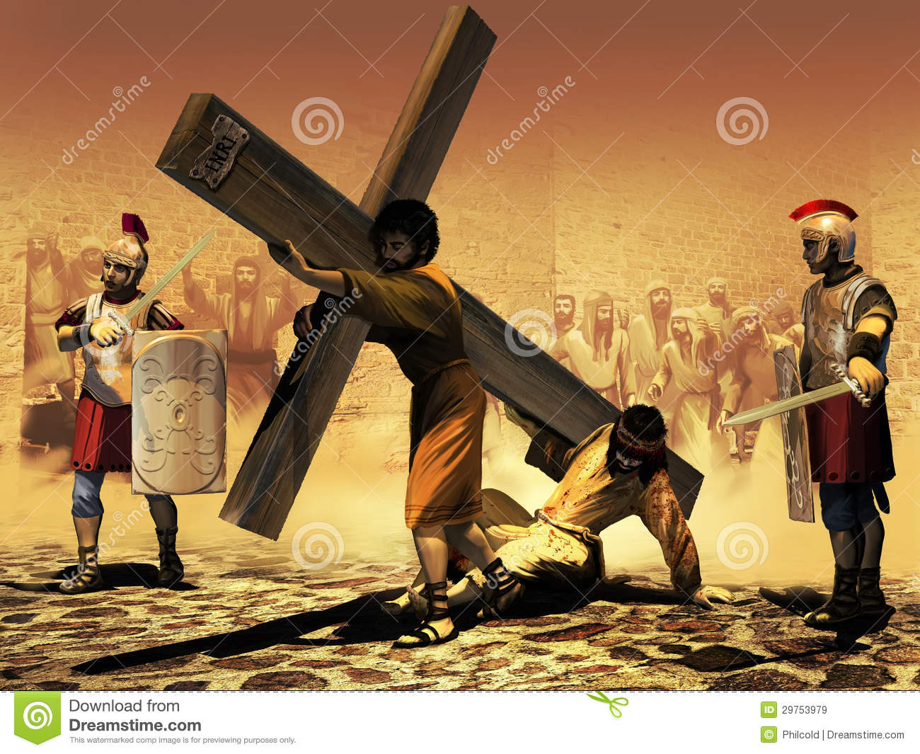 Free images: religion, church, painting, wooden cross, art.