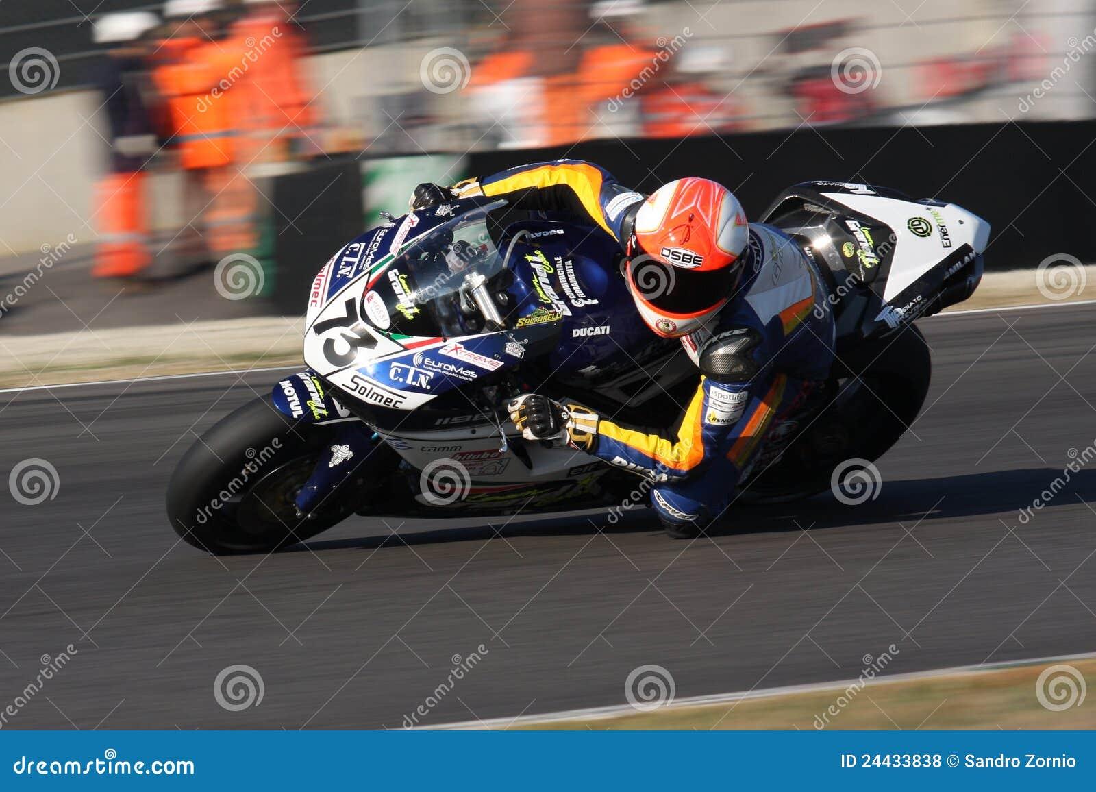 Simone Saltarelli - Ducati 1198R - Grandi Corse