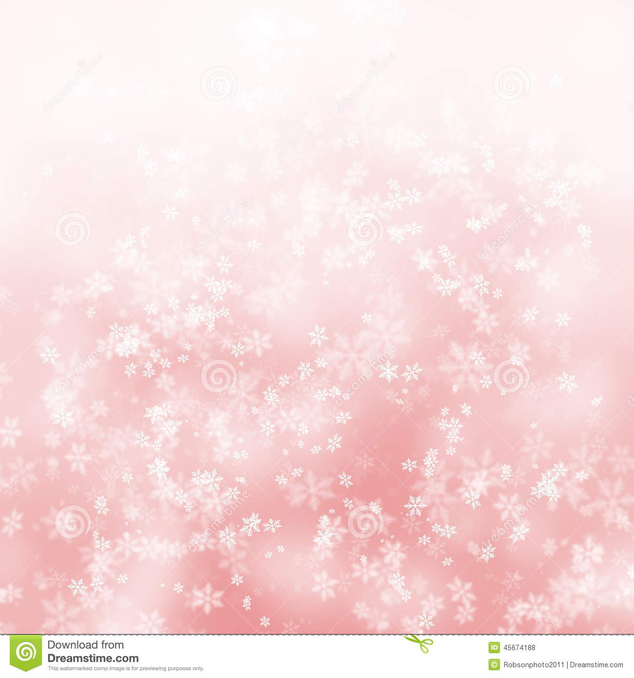 simple abstract snowflake background stock illustration