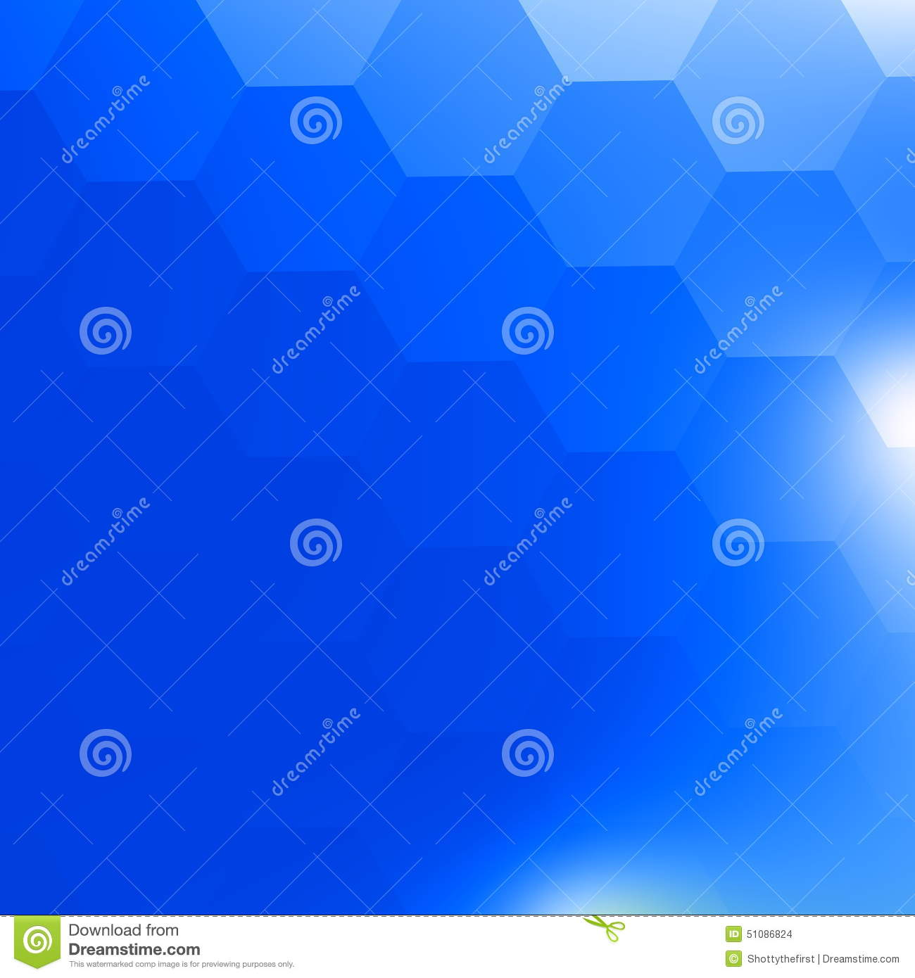 Simple Blue Geometric Background White Light Backdrop For Brochure Ad Website Internet Banner Or Digital Tablet For Cover