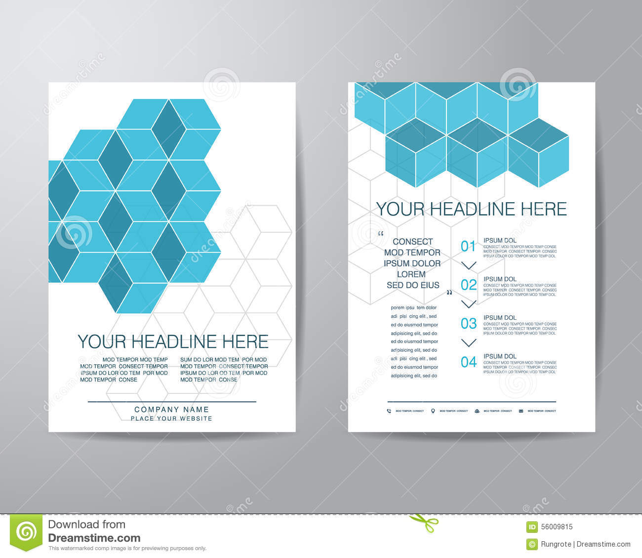 mobile app flyer template flyer templates creative market