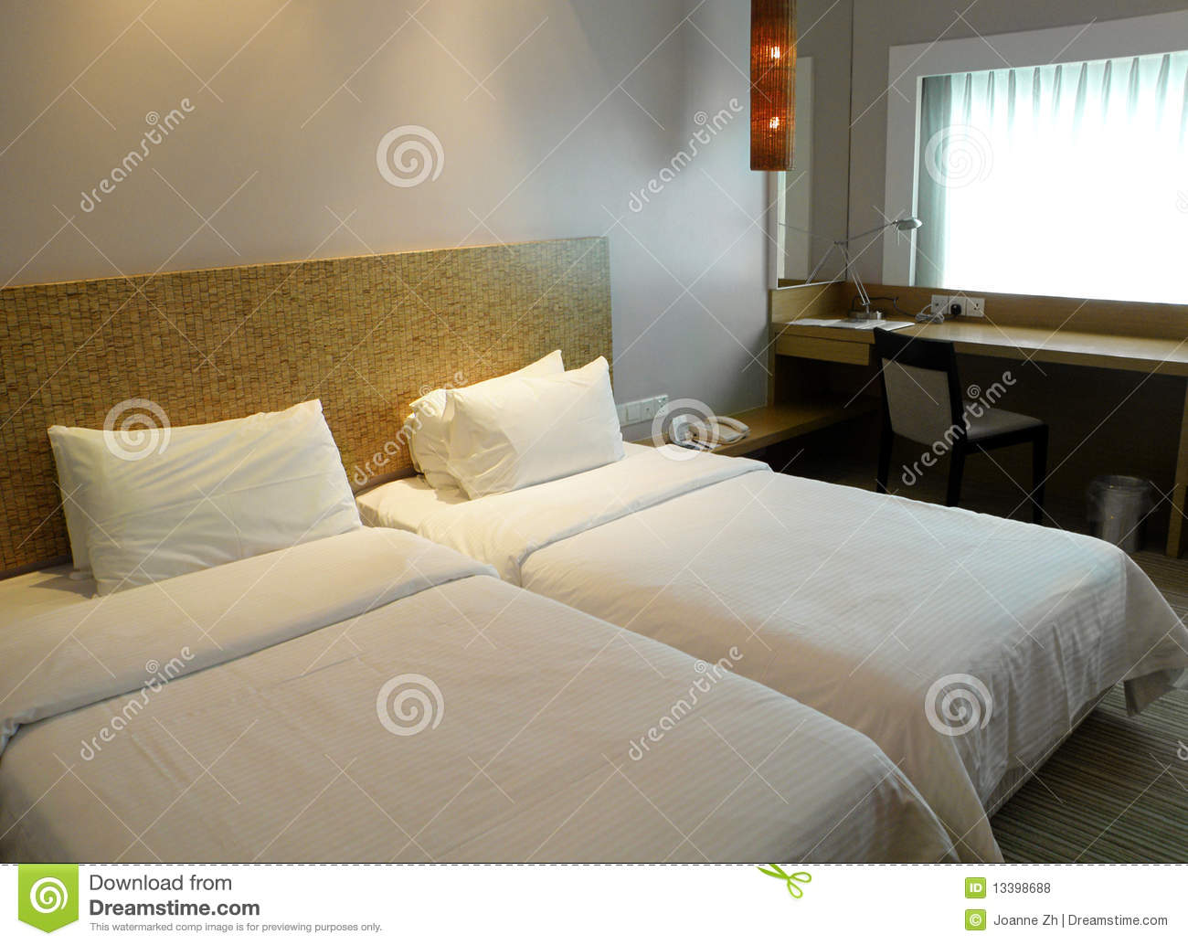 simple budget hotel room stock photo image of bedrooms 13398688