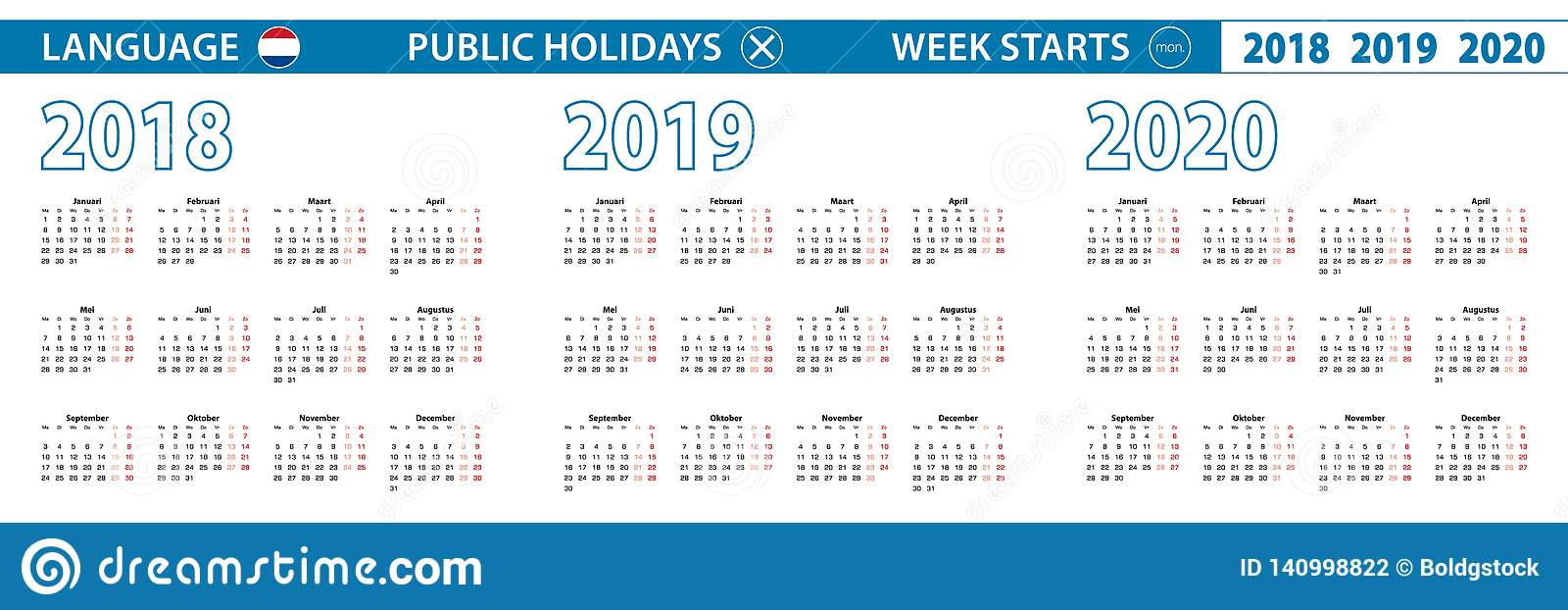 4 Week Schedule Template from thumbs.dreamstime.com